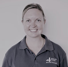 Sarah Downward – Building Inspector